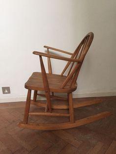 Vintage Ercol Rocker/ Rocking Chair