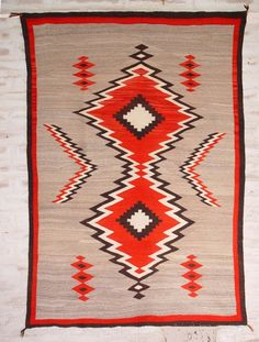 Navajo Weaving, Navajo Rugs, Hand Weaving, Native American Rugs, American Indian Art, Textile Prints, Textile Design, Textiles, Chief Seattle