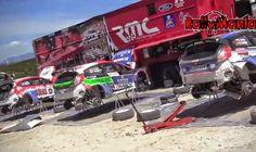 ps: Monday Test   WRC2 & WRC3 - Portugal / Fafe 2015 [...