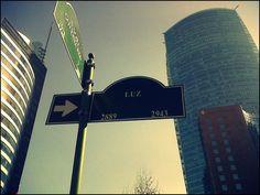 única dirección. En Santiago. Chile.