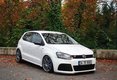 VW Polo 6r looking hella sexy! (@polobuyuksun) on Instagram #vwpolo #volkswagenpolo Volkswagen Models, Volkswagen Polo, Vw Polo 6r, New Ferrari, Car Wallpapers, Vw Beetles, Cool Cars, Dream Cars, Club