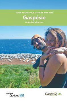 Guide touristique officiel de la Gaspésie 2015-2016