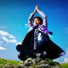 みなぎる!よがる!#嵐#大野智#大野#智#お酒#CM#ヨガ#arashi #ohno #satoshi #ohnosatoshi