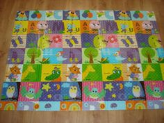 """Penová podložka """"PEXESO"""" Quilts, Blanket, Quilt Sets, Blankets, Log Cabin Quilts, Cover, Comforters, Quilting, Quilt"""