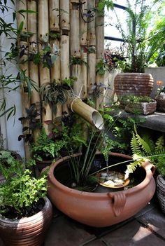 31 Awesome Mini Ponds To Complete Your Outdoor Décor | DigsDigs