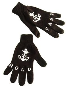 Sailor Jerry - Hold Fast gloves