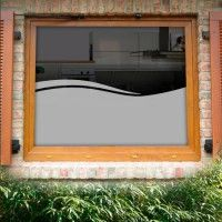 Fensterfolie Motiv Pacific