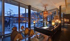 Backstage Hotel Vernissage Zermatt - Evelyne & Heinz Julen - Hotel