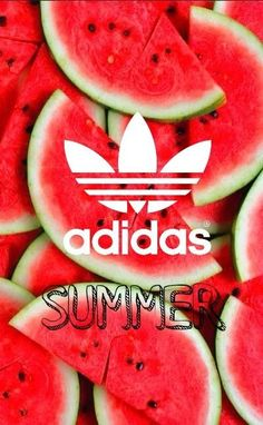 Adidas fond d'ecran Wallpaper Pasteque