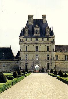 Chateau de Valançay France
