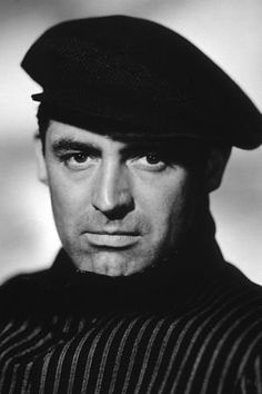 """It's like I always say to Tom...""""Because he's CARY GRANT."""""""