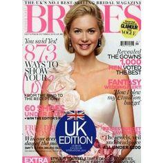 BRIDES ist ein umfangreiches Magazin für alle Frauen, die kurz vor der Hochzeit stehen oder auch nur davon träumen... Auf Hochglanzpapier werden traumhafte Kleider in verschiedenen Stilen vorgestellt. Dazu Tips rund um die Planung des großen Tages!