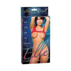 Lalka miłości - Elle Love Doll w sex shop Sexshop112.pl dyskretny sklep erotyczny http://sexshop112.pl/27-dmuchane-lalki