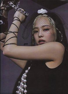 Kim Jennie, Yg Entertainment, South Korean Girls, Korean Girl Groups, K Pop, Rapper, Blackpink Photos, Blackpink Fashion, Queen