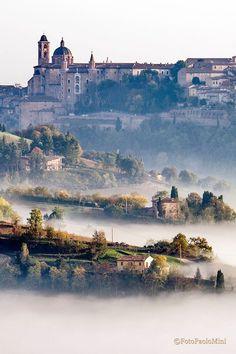 Urbino fog