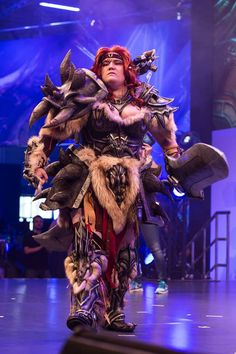 Check out some of the epic Blizzard cosplay showcased at gamescom 2015! Which…  https://www.facebook.com/TheOniCosplay/?ref=ts&fref=ts