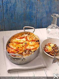 Moussaka, ein schönes Rezept aus der Kategorie Gemüse. Bewertungen: 107. Durchschnitt: Ø 4,3.