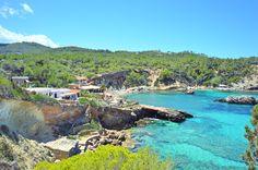 Mooiste stranden van Ibiza top 10 // # 4 Ibiza tips - GreenGypsy