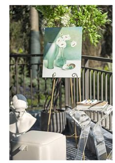 Single Chair, Concept, Table Decorations, Interior Design, Pictures, House, Painting, Outdoor, Furniture