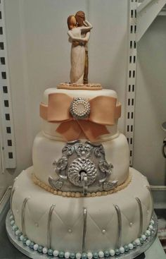 The key to my heart cake. for weddings