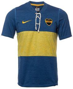 Boca Juniors 2014 Special Edition '100 Years' Retro Football Shirt - front
