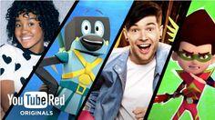 #Multimedia #youtube Youtube presenta nuevas series propias para la versión kids