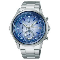 WIRED ワイアード SEIKO セイコー THE BLUE ザ・ブルー SKY スカイ 腕時計 AGAW433: TiCTAC|腕時計の通販サイト【チックタックオンラインストア】