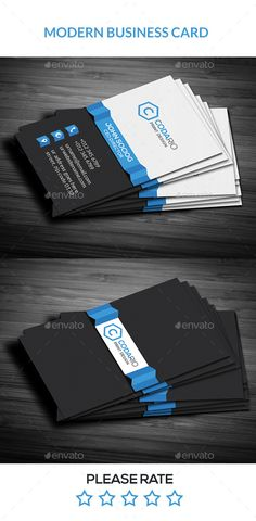 Modern Vertical Business Card Template #design Download: http://graphicriver.net/item/modern-vertical-business-card-/12677198?ref=ksioks
