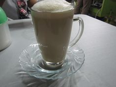 STMJ (Susu Telur Madu Jahe)  Milk, Egg, Honey, Ginger