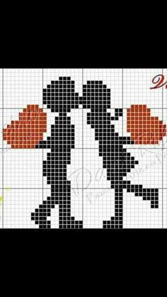 Go look at our pages for even more in regards to this extraordinary photo Tiny Cross Stitch, Cross Stitch Heart, Cross Stitch Cards, Cross Stitching, Cross Stitch Embroidery, Wedding Cross Stitch Patterns, Funny Cross Stitch Patterns, Cross Stitch Designs, Graph Paper Art