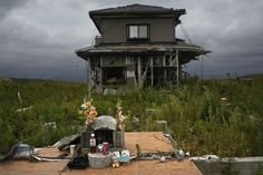The Towns Around Fukushima Power Plant Look Like A Post-Apocalyptic Nightmare [PHOTOS] ~II~ THE WATCHTOWERS ~II~