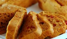 Gluten Free Pumpkin Banana Bread or Muffins ~Yield: 1 loaf; 5 mini loaves; or 1 dozen muffins~ A delicious gluten free pumpkin banana bread served as a snack, sweet appetizer, or dessert. Great for Thanksgiving or any time of year!