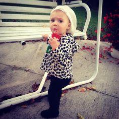 great granddaughter Laila
