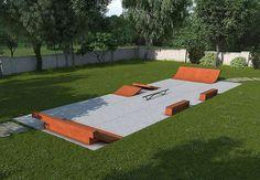 Private #SpohnRanch backyard skatepark anyone?