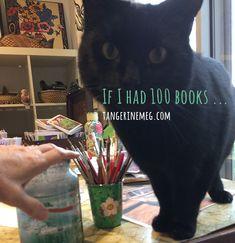 If I had 100 books..