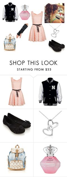 """Sprained wrist=no volleyball"" by niallersgirls ❤ liked on Polyvore featuring WalG, Accessorize and Blue Nile"