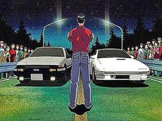 Racing Anime Initial D