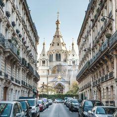 Russian Orthodox Church in Paris