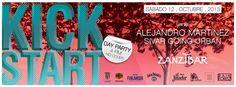 KickStart Day Party @ El Salvador
