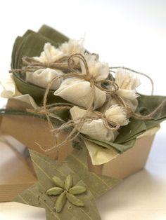 Handmade Herbal Tea Sachets