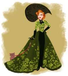 She was marvelous in Cinderella
