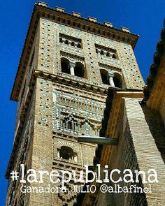 Concurso mensual #larepublicana #zaragoza