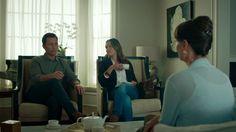 """Shut Eye 1x02 """"The Hanged Man"""" - Charlie Haverford (Jeffrey Donovan), Linda Haverford (KaDee Strickland) & Nadine Davies (Mel Harris)"""