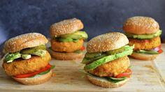 a vegan chickn sandwich thumbnail