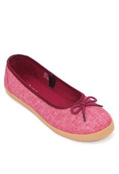 Crème Jen Ballet Flats #onlineshop #onlineshopping #lazadaphilippines #lazada #zaloraphilippines #zalora