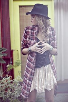 I adore this whole outfit!
