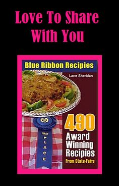 Free Award Winning Recipes
