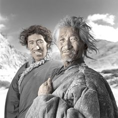 Tibetans in the lens of Phil Borges
