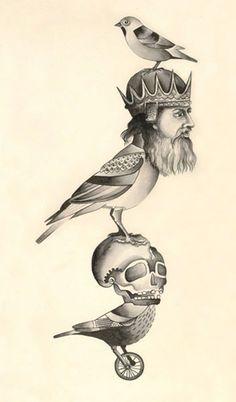 Pietro Sedda, l immaginario magico di un tatuatore