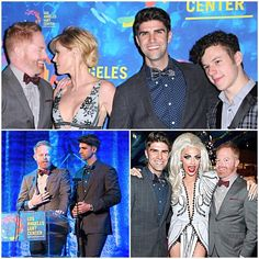 "25.8k Likes, 49 Comments - Jesse Tyler Ferguson (@jessetyler) on Instagram: ""Loved spending last night celebrating the @lalgbtcenter & all the amazing work that they do. Thank…"""
